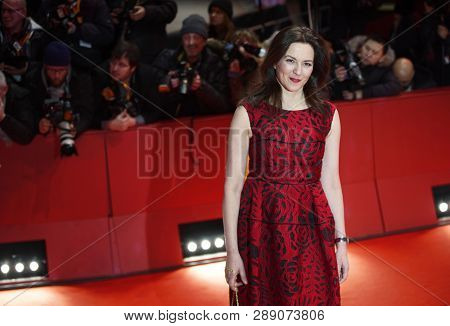 Martina Gedeck attends the opening ceremony and 'The Kindness Of Strangers' premiere during the 69th Berlinale  Festival Berlin at Berlinale Palace on February 07, 2019 in Berlin, Germany.