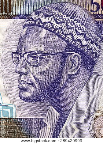 Amilcar Cabral A Portrait From Guinea-bissau Money