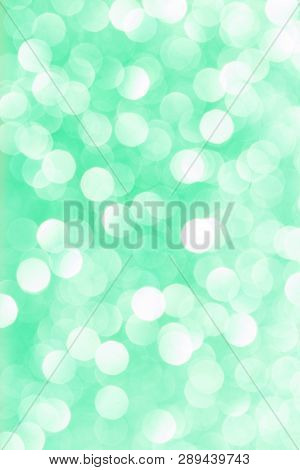 Beautiful Light Green Background Pastel Colours For Advertising And Publications