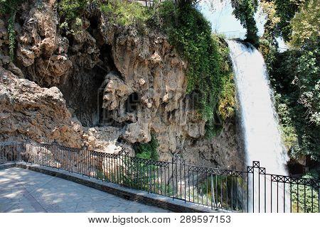 Great Waterfalls And Waterfall Park Of Edessa Greece