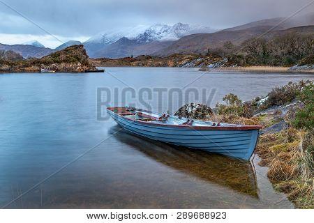 Upper Lake In Killarney National Park County Kerry Ireland