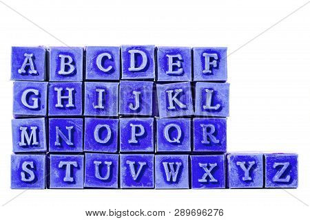 Alphabet Letters Stamps