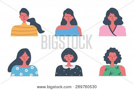 5c1c636f39 Set Flat Icons Vector & Photo (Free Trial) | Bigstock