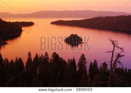 Surreal Lake