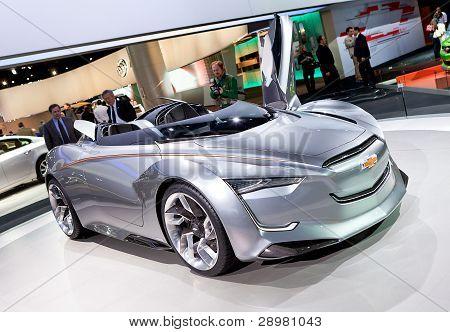 Chevy Miray Concept Car 2012 Naias