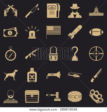 Pellet Icons Set. Simple Set Of 25 Pellet Vector Icons For Web For Any Design