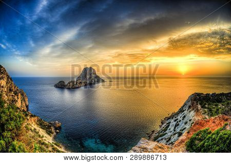 Es Vedrá -ibiza - The Magnetism Of The Rock