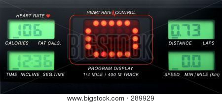 Heart Rate Panel 2