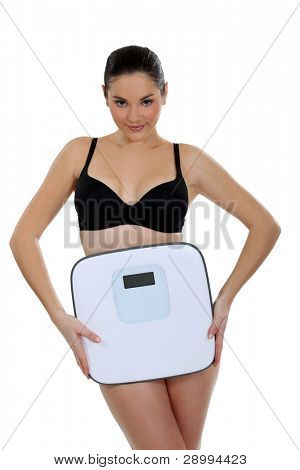 my scale is not an enemy anymore