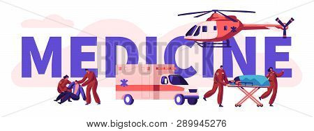 Emergency Paramedical Personnel Urgency Professional Medicine Rescue Team Healthcare Man Casualty Ve