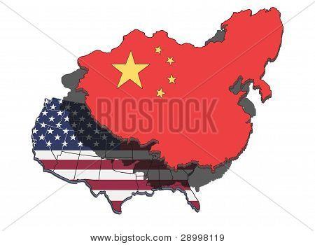 Kina dominans