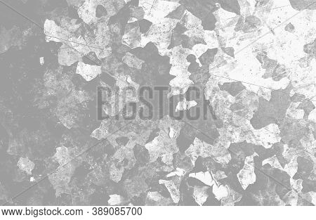 Black Army Background. Watercolor Camouflage Textile. Combat Texture. Graphic Military Background. A