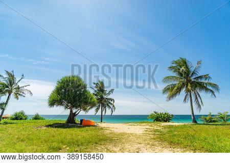 Kata beach in Phuket Thailand