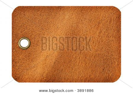 Leather Tag