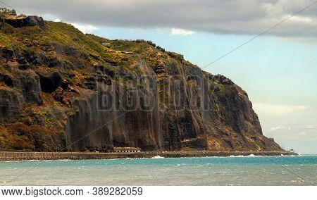 The Coast Road Saint Denis Reunion, France