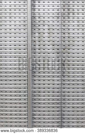 Durable Stainless Steel Metal Floor At Farm