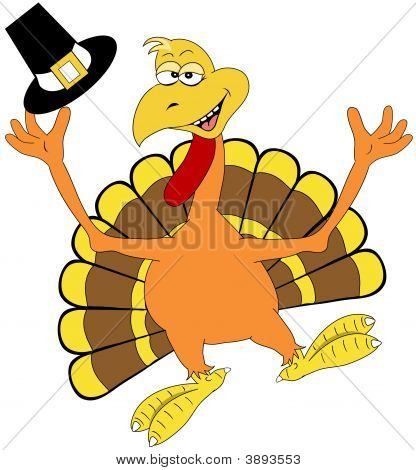 Happy Turkey
