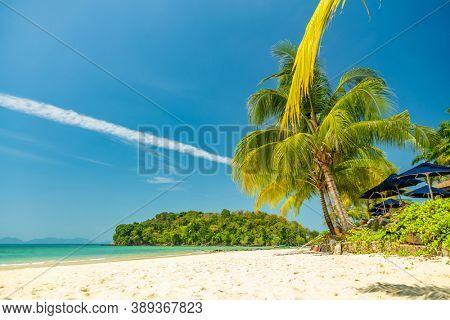 klong muang beach in Krabi Thailand