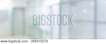 Blurred Office Interior Space Background, Unfocused Office Place, Blur Background,
