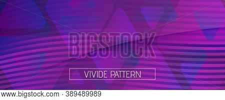 Fluid Background. Abstract Flow Lines Wallpaper. Color Gradient Brochure. Curve Technology Template.
