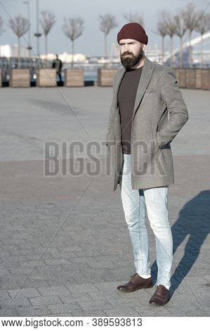 Masculine Casual Outfit. Hipster Outfit. Stylish Casual Outfit For Fall And Winter Season. Menswear