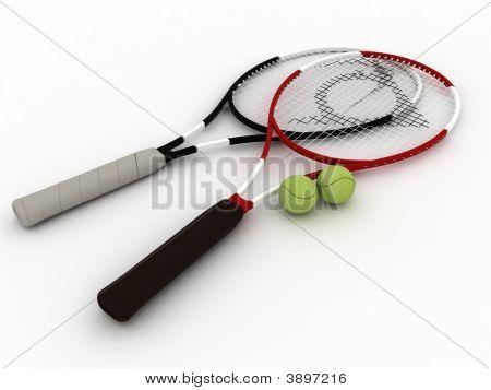 Tennis Racket\'s
