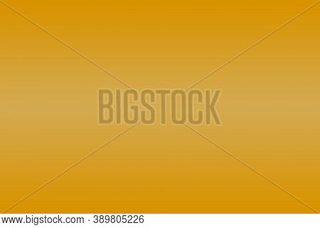 Black Background With Dark Yellow And Soft Gradation In The Middle Of The Image.