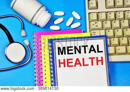 Mental Health - Personality Disorder, Negative Schizophrenic Symptoms Apathy, Abulia, Irritation, Se