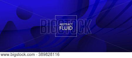 Deep Futuristic Background. Flow Lines Texture. 3d Wallpaper. Vector Business Motion. Dynamic Graphi
