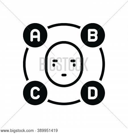 Black Solid Icon For Elementary First Propaedeutic Preparatory Basic Origin