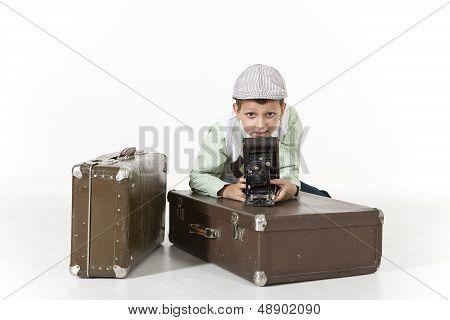 Retro Photographer