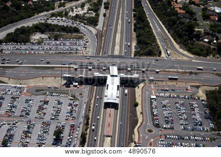 South Street/kwinana Freeway Intersection