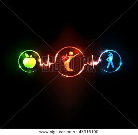 Wellness wallpaper