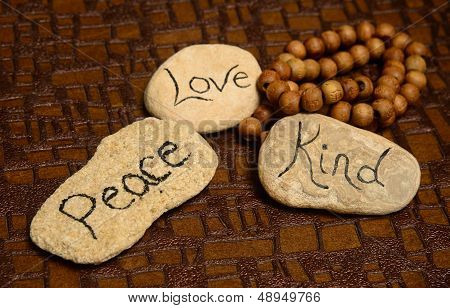Peace, Love And Kindness