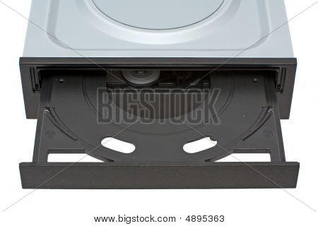 Open Tray