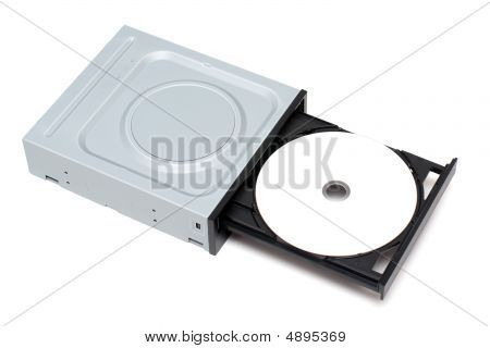 Disk In Tray