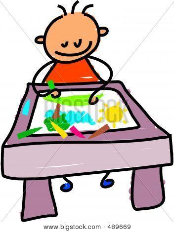 Drawing Kid