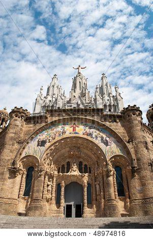 Tibidabo, Barcelona.