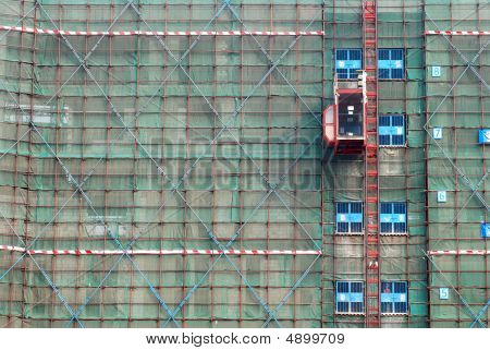 Building In Construction