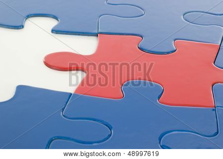 Where Is The Last Puzzle Piece?