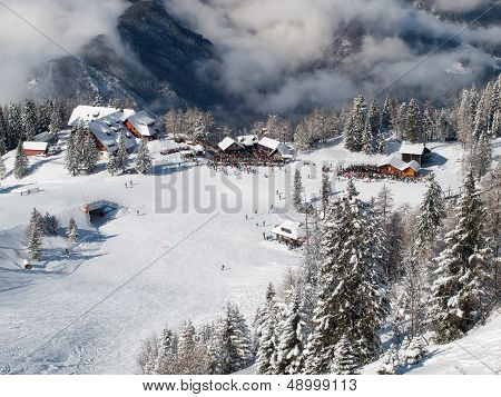 Ski Resort Krvavec