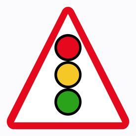 Traffic Lights Sign