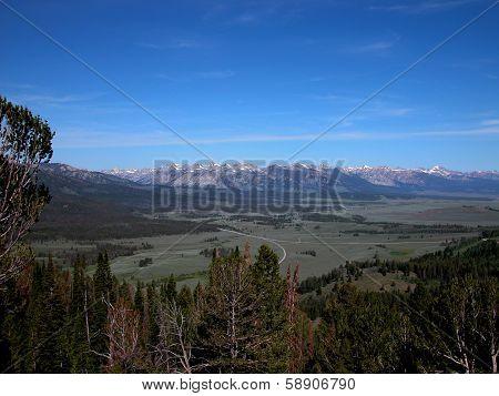 Galena Summit - Idaho