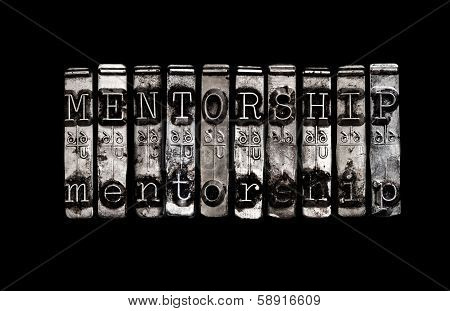 Mentorship Concept