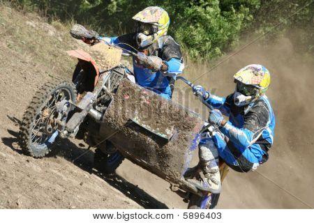 Dirt Bike Sidecar