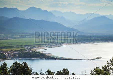 Bocca Di Magra View