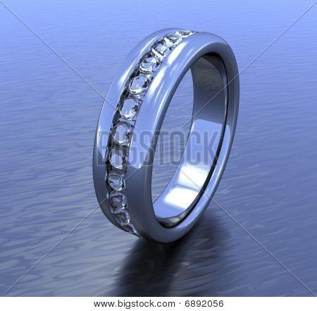 Ring Of Diamonds
