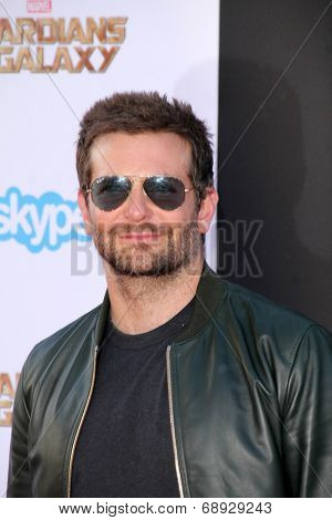 LOS ANGELES - JUL 21:  Bradley Cooper at the