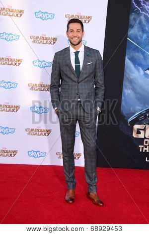 LOS ANGELES - JUL 21:  Zachary Levi at the