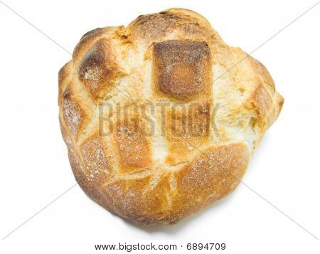 Bread roll.
